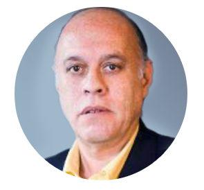 Roberto Morales, Associate Vice President, Latin America