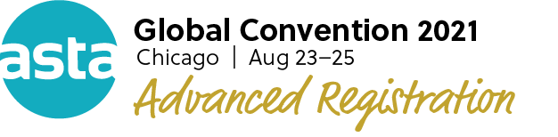ASTA Global Convention 2021 Advanced Registration