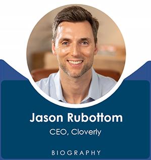 Jason Rubottom CEO of Cloverly