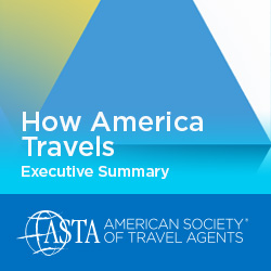 How America Travels (executive summary)