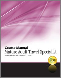 Mature Adult Travel Specialist [PDF]
