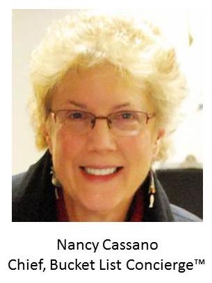 Nancy Cassano, Owner, VTA